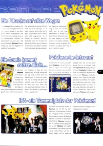 Pokemon Center 5/99