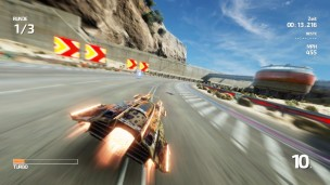 FAST Racing NEO © 2016 Shin'en Multimedia GmbH