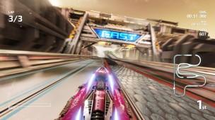 FAST Racing NEO © 2016 Shin'en Multimedia GmbH