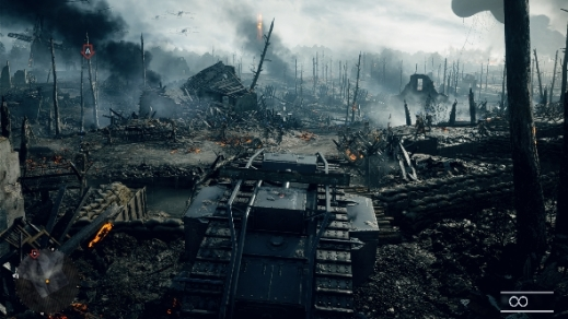 Battlefield 1 campaign tank
