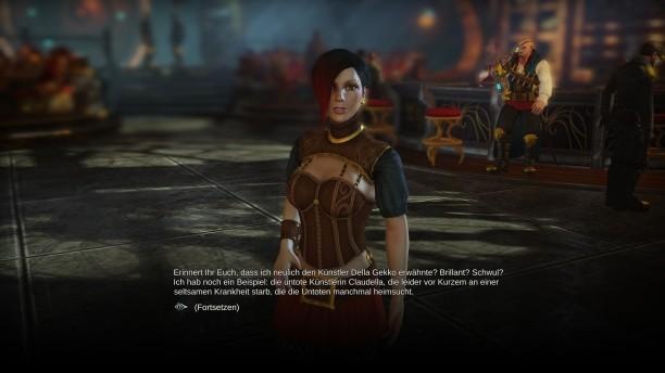 Homosexuelle in Divinity: Dragon Commander