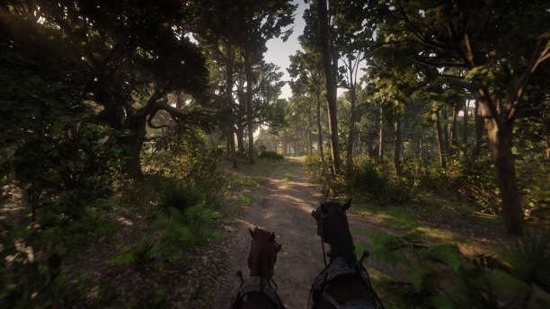 Red Dead Redemption 2, eigener Screenshot