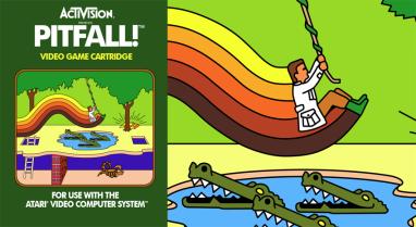 Pitfall!, Activision 1982