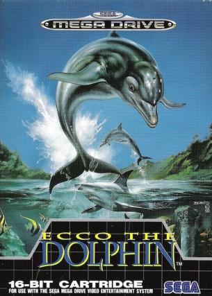 Ecco the Dolphin, SEGA 1992