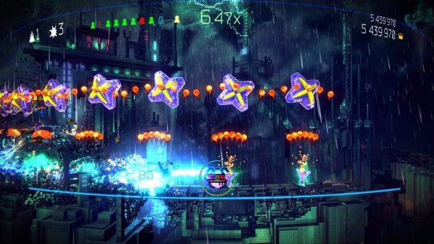 Eigener Screenshot - ja, man kann UFO-Kirby als Schiff basteln