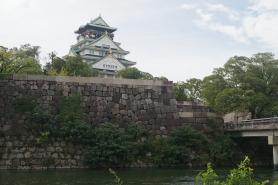 Die Burg von Osaka ist eine der schönsten Ausflugsziele der Stadt.