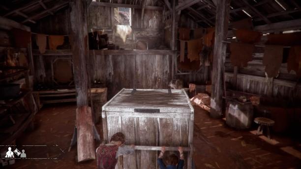 A Plague Tale: Innocence hat ähnliche Kistenrätsel wie The Last of Us