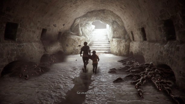 Ratten in A Plague Tale: Innocence