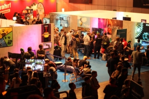 Indie Arena Booth