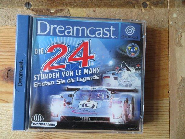 Das Originalspiel, was mehrmals 24 Stunden am stück durch die Dreamcast lief.