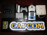Dreamcast, DS, PS4 und Co. vs. Capcom Home Arcade