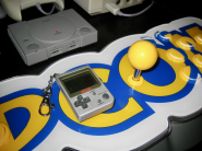 Nintendo Mini Classics Tetris vs. Capcom Home Arcade