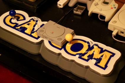 PlayStation Classic vs. Capcom Home Arcade