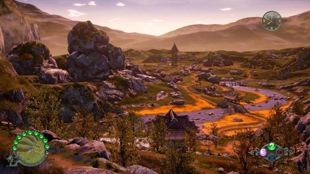 Erstmals in der Geschichte von Shenmue vermittelt die Spielwelt eine gewisse Weite.