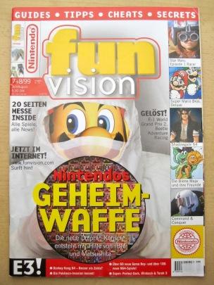 Ausgabe 7-8/1999 (Juli/August)