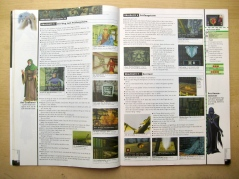 Game Guide zu Shadowgate 64 in Ausgabe 7-8/1999 (Juli/August)