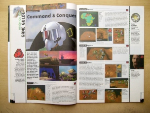 Game Guide zu Command & Conquer in Ausgabe 7-8/1999 (Juli/August)