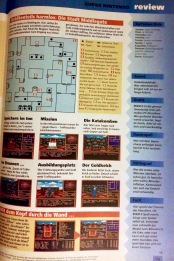 Review zu Might and Magic II in Ausgabe Nr. 4 (Mai/Juni 1994)