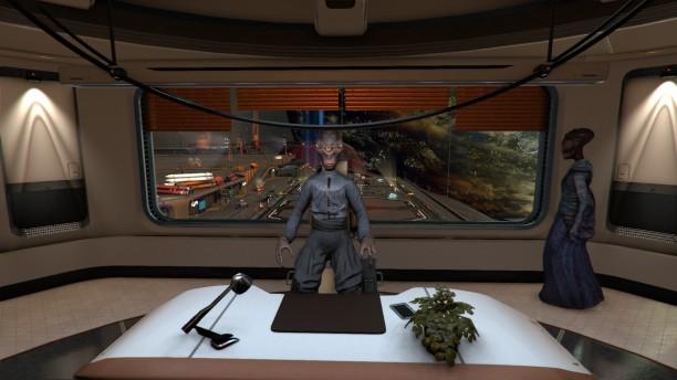 Im Kern ist das Gameplay kapitalistisch und wachstumsorientiert - konkret wird das auch in Raumstationen mit ihren Managern.