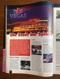 Messebericht zur Winter CES 1994 in Las Vegas in Fun Vision Nr. 3 (März/April 1994)