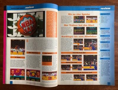Das Review zu NBA Jam weist den Preis des Spiels mit ca. 170 DM aus. Fun Vision Nr. 4 (Mai/Juni 1994).
