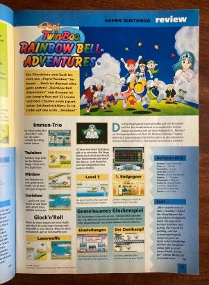 Fun Vision Nr. 4 (Mai/Juni 1994): Review und...