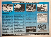 Der Theo Kranz Versand zählte zu den populäreren Videospiel-Versandhändlern der 90er Jahre. Fun Vision Nr. 10 (Dezember 1994).