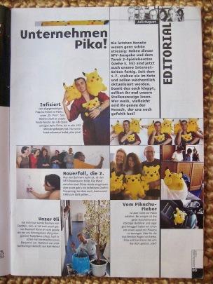Da ist etwas im Busch: Fun-Vision-Chefredakteur Oliver Gubba im Editorial der Ausgabe vom Juli/August 1999.