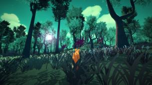 Als Fuchs erkunden wir verschiedenste Landschaften.