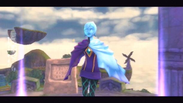 Abschreckende Gesichtsanimation: Phai ist ein durchgängig misslungener Charakter.