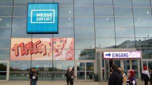 Eine grundsympathische Veranstaltung: Die MAG Erfurt 2019