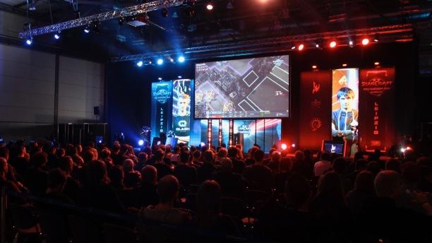 Die StarCraft II World Championship Series auf der DreamHack 2018