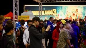 Eine von zwei Hallen in 2019 war dem Gaming gewidmet.